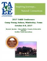 2017 TAEE Program